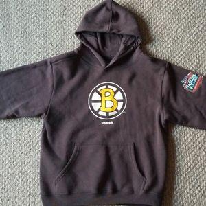 Boston Bruins Winter Classic Hoodie